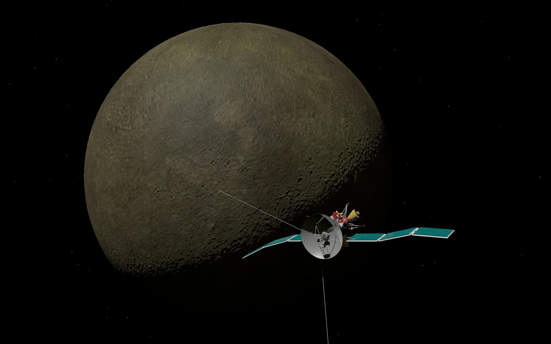 Monde Von Merkur